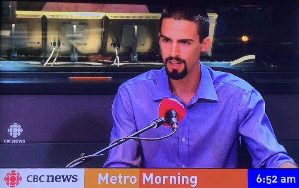 Metro Morning 3